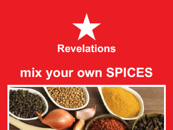 Free Spice Recipe Book