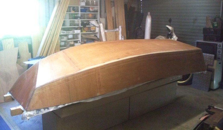 Dinghy in the Making II