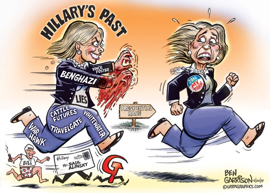 ClintonCartoon